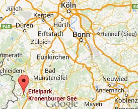 eifelpark kronenburger see ferienpark dahlem kronenburg unterk nfte fotos preise. Black Bedroom Furniture Sets. Home Design Ideas